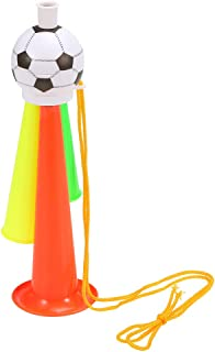 Soccer Fans Trumpet Fan Cheer Bugle Football Sports Game Toy Horn Random Color