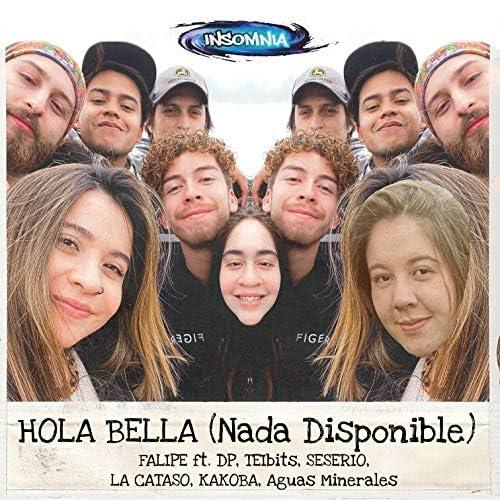 Falipe feat. DP, TEIBITS, SESERIO, LA CATASO, AGUAS MINERALES & KAKOBA