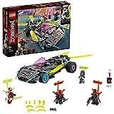 LEGO NINJAGO, La voiture ninja avec lames extensibles, Set de construction, Course Prime Empire, 126 pièces, 71710