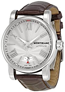 Montblanc Men's 102342 Star 4810 Silver Dial Watch image