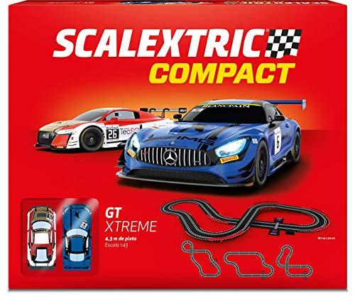 SCALEXTRIC-CIRCUITO, color, 15 (SCALE COMPETITON XTREME