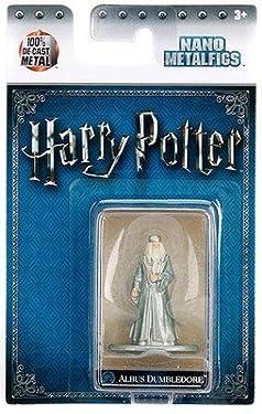 Harry Potter Albus Dumbledore (HP17) 1.5 Inch Diecast Nano Metalfig