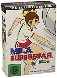 Mila Superstar – Manga und Anime im Volleyballsport!