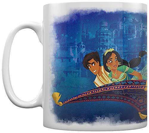 Disney Aladdin - Taza A Whole New World, 320ml
