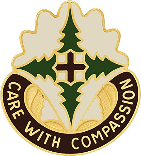 Madigan Army Medical Center Unit Crest (Care With Compassion)