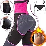 2020 Latest Waist Thigh Trainer for Weight Loss Women, Adjustable Lumbar Support Trimmer