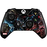 Skinit Decal Gaming Skin Compatible with Xbox One Controller - Officially Licensed Marvel/Disney Venom vs Carnage Design