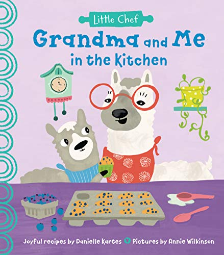 Grandma and Me in the Kitchen Cookbook