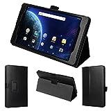 wisers DigiLand DL8006 8' 8-inch Tablet case/Cover, Black