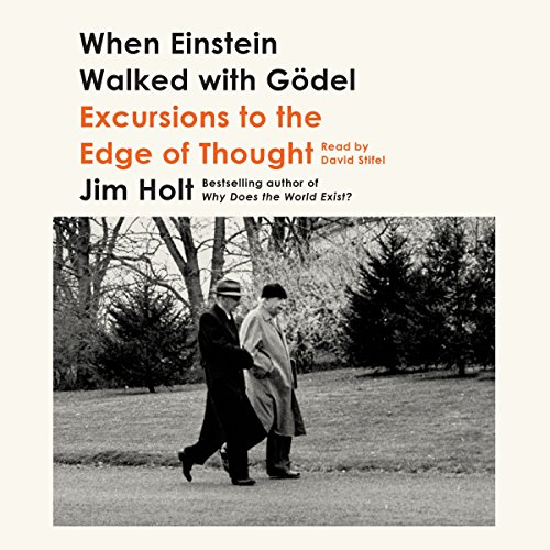 When Einstein Walked with Gödel cover art