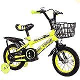 GTD-RISE Bicicleta niño Bicicleta Infantil Boy Bici del Cabrito/niños Niño de la Bicicleta de la...