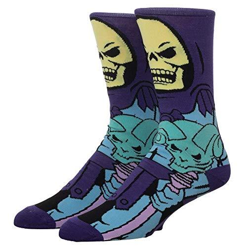 Skeletor Crew Socks for Men
