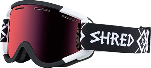 SHrouge nastify bigshow blanc CBL Her Neige Lunettes, noir, One Taille