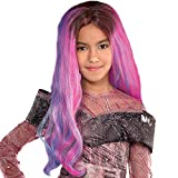 Party City Audrey Wig for Girls, Descendants 3, Halloween Costume Accessories, One Size