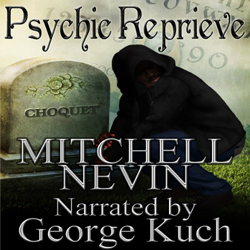 Psychic Reprieve audiobook cover art