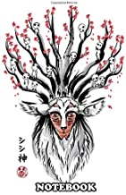 Notebook: The Deer God Sumi , Journal for Writing, College Ruled Size 6