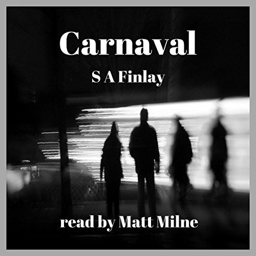 Carnaval: A Wry Contemporary Mystery audiobook cover art