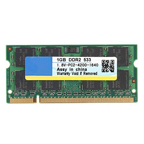 Banco de Memoria para computadora portátil, xiede DDR2 533MHz 1GB 200Pin para Placa Base de computadora portátil Memoria RAM para Intel/AMD