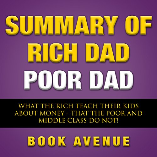Couverture de Summary of Rich Dad Poor Dad
