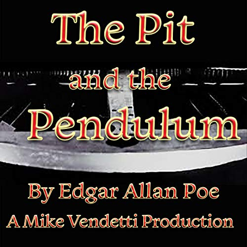 The Pit and the Pendulum cover art