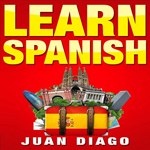Learn Spanish     The Fast and Easy Guide for Beginners to Learn Conversational Spanish               By:                                                                                                                                 Juan Diago                               Narrated by:                                                                                                                                 Damon Alums                      Length: 1 hr and 28 mins     Not rated yet     Overall 0.0