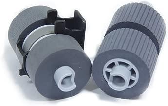 YANZEO PA03338-K011 Pick Roller Set of 2 Rollers FI-5750C FI-6670 FI-6770 5650C FI-5650C 5750 Scanners