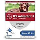 Best Flea Collar For Dogs - K9 Advantix II Flea And Tick Prevention For Review