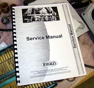 MASSEY FERGUSON 283 Diesel Brazil Prod Service Manual