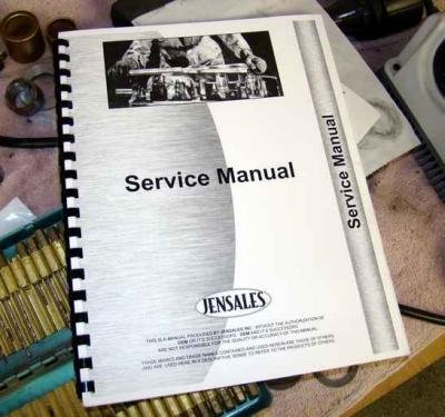 ford 1710 service manual - 6