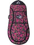Trinity Boardsport T57S Funda Tabla Surf, Adultos Unisex, Pink Camouflage, 6'10-7'0