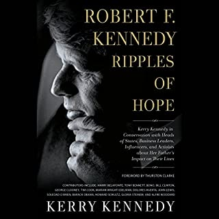 Robert F. Kennedy: Ripples of Hope audiobook cover art