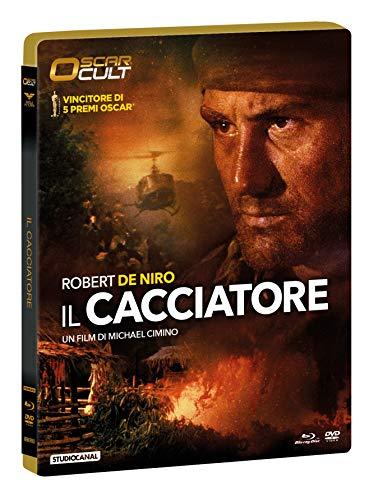 """Il Cacciatore """"Oscar Cult"""" Combo (Br+Dv) Ltd Ocard Numerata"""