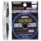 VARIVAS(バリバス)  ショックリーダー  アジングマスター フロロカーボン 30m 0.8号 3lb クリア