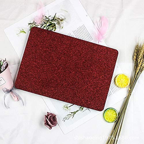 2020 New Glitter Case Sleeve For Macbook Air Pro Retina 11 12 13 15 With Touch Bar Shinning Case For 2018 Air 13 A1932 Cover