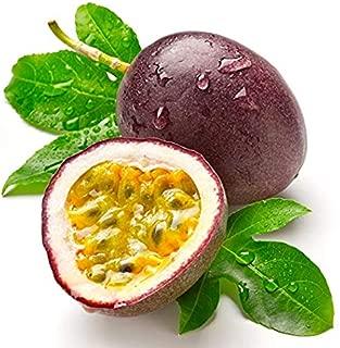 Kejora Fresh Purple Passion Fruit Organically Grown - 20 counts ( about 2 lbs ) - Pick Fresh