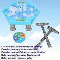 アイスブレイク ペンギン ゲーム トイ インタラクティブ トイ 親子ゲーム トイ 子供用(Penguin game table toy)