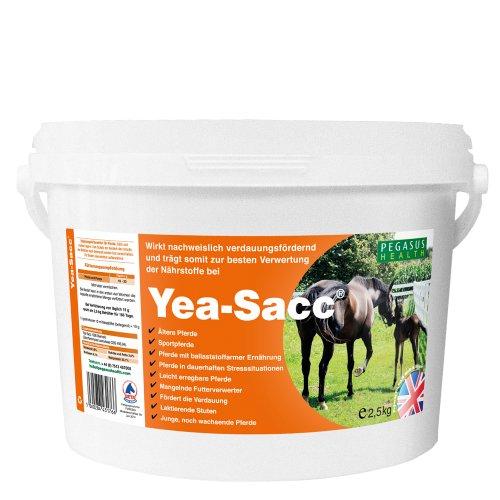 Pegasus Health Yea-Sacc 2,5kg, 1er Pack (1 x 2.5 kg)