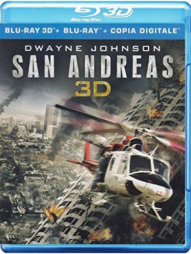 San Andreas (Blu-Ray 3D);San Andreas [Blu-ray]