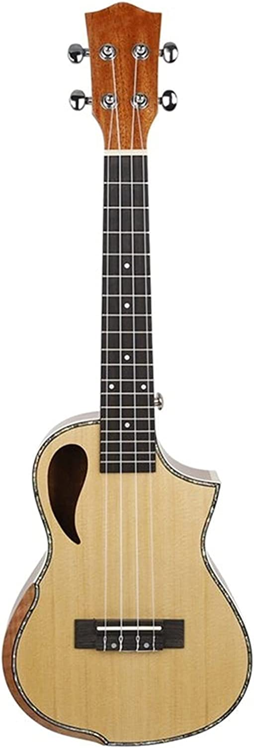 23 Inch Spruce Wood Tucson Mall Acoustic Ukelele Fingerboard Mahogany Guitar Brand Cheap Sale Venue