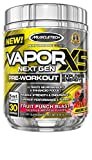 Muscletech Performance Series Vapor X5 Next Gen Fruit Punch Blast - 240 gr