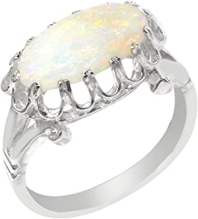 Best opal solitaire ring Reviews