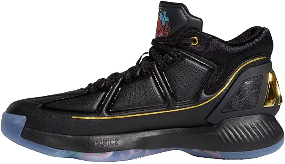 adidas - D Rose 10 Sales of SALE items from new El Paso Mall works 9 Color: Size: EH2110 Black