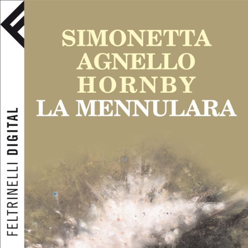 La Mennulara audiobook cover art
