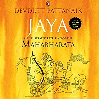 Jaya: A Retelling of the Mahabharata cover art