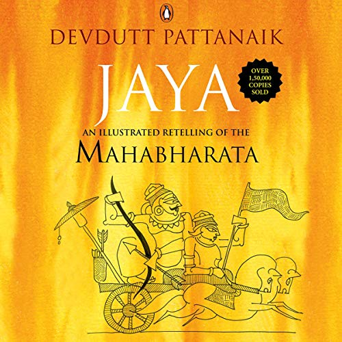 Jaya: A Retelling of the Mahabharata cover art