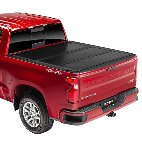 """Undercover Flex Hard Folding Truck Bed Tonneau Cover 