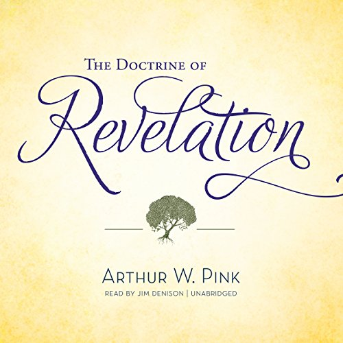 The Doctrine of Revelation cover art