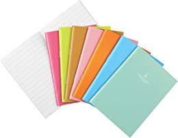 Stobok - Lot de 24 mini carnets de notes - Couleur