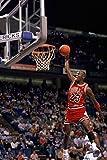 14inch x 21inch/35cm x 53cm Michael Jordan Silk Poster