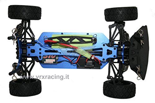 RC Auto kaufen Rally Car Bild 4: Stra en Rally xr16 EBD 1 16 B rsten VRX Radio 2 4 GHz ni mh 7 2 V RTR 4 WD VRX Karosserie rot*
